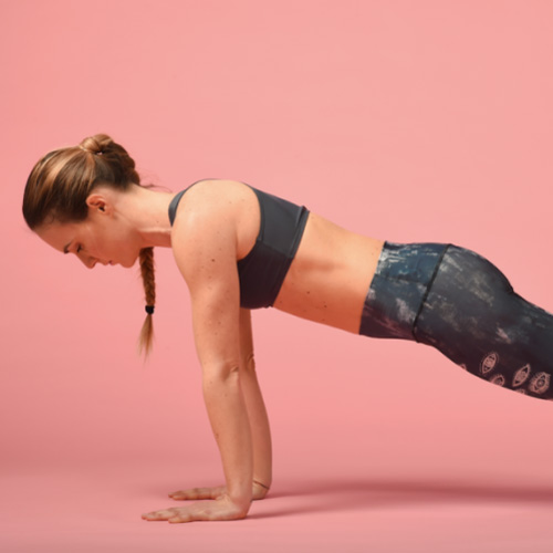 Tonifica il girovita con lo yoga